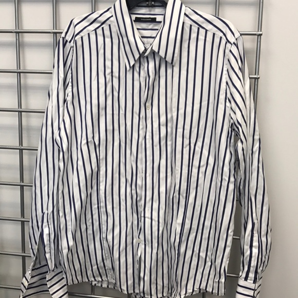 Other - Men's button down shirt Gazzarrini size XXL